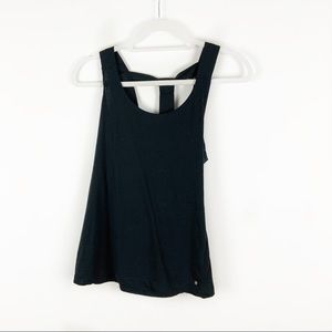 Fabletics Light Tank With Open Back